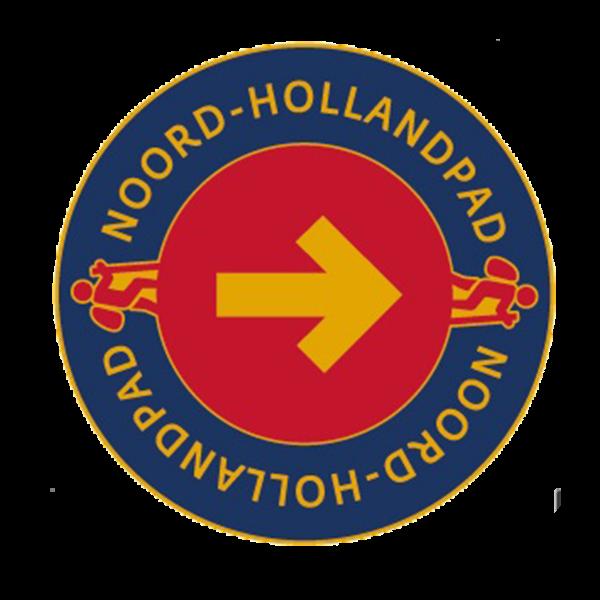 Wandelpin Noord-Hollandpad